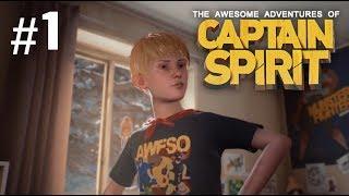Pienen supersankarin matkassa! - The Awesome Adventures of Captain Spirit