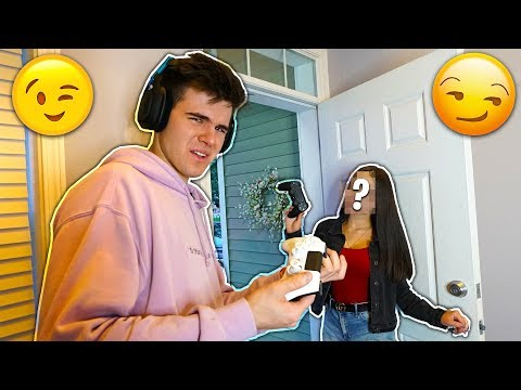 I found A Hot Girl On Fortnite and She Came To my House... but things got weird