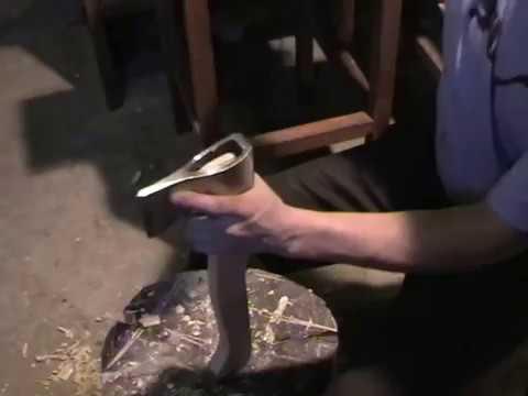 Топор – заточка и как сделать топорище своими руками