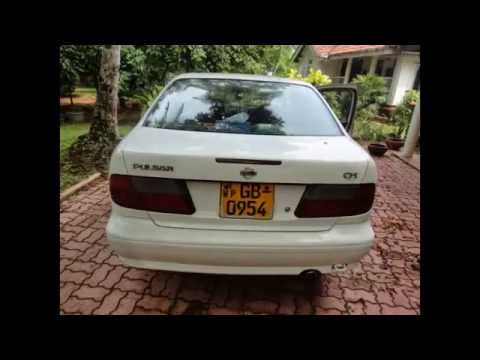 Nissan Pulsar Car For Sale In Sri Lanka (adsking.lk) video
