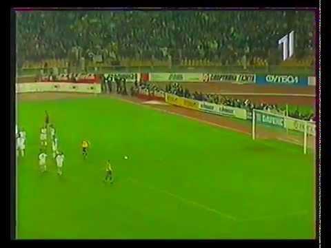 Україна -  Росія 1998 (3-2) гол Реброва УТ-1 LIVE