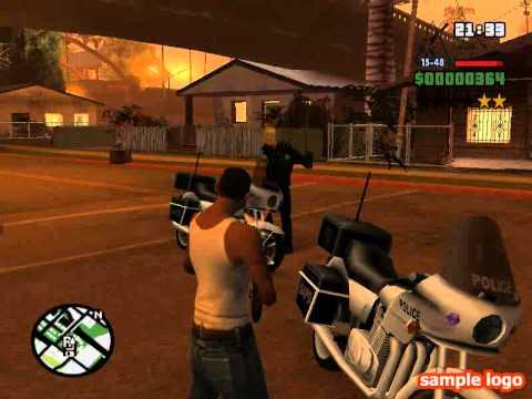 Как поставить автоприцел в GTA SA без читов - YouTube