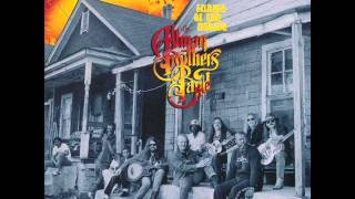 Watch Allman Brothers Band Get On With Your Life video