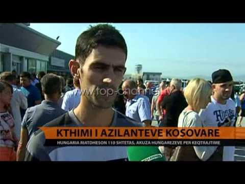 Kosovë, kthehen 110 emigrantët e parë - Top Channel Albania - News - Lajme