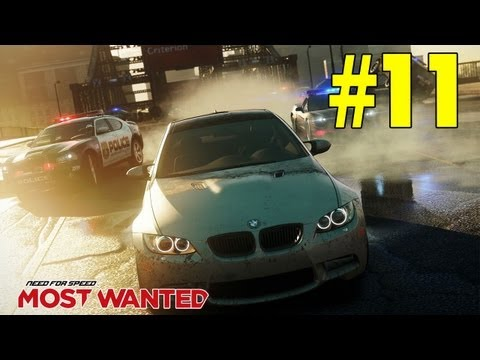 Need for Speed Most Wanted 2012 - Прохождение - Часть 11