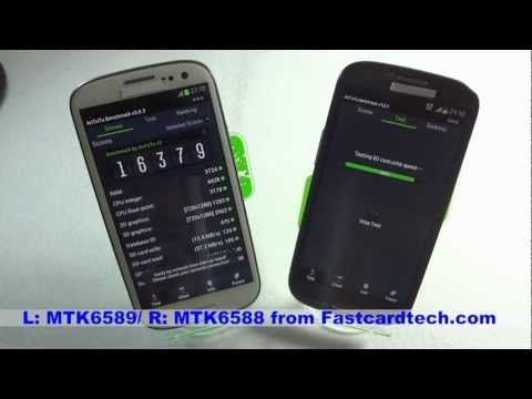 MTK6589 VS MTK6588 HDC Galaxy S3 I9300 MTK6588 will use MTK6589 quad core CPU