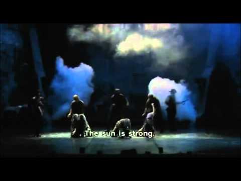 Les Miserables - Look Down
