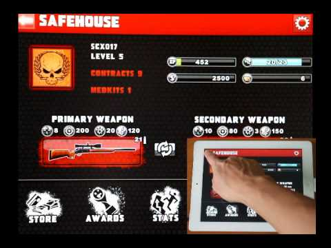 Contract Killer: Zombies 2 Hack Download *No Root,No Survey*