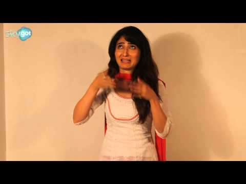 How To Give An Audition? Indian Cinema, Bollywood I Live Audition Gauri Singh