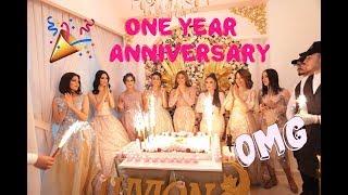 Luvion Salon 1 year Anniversary