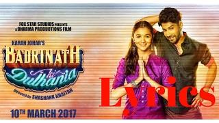 download lagu Badri Ki Dulhania  Title Track Varun, Alia, Tanishk gratis