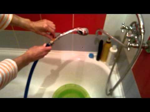 Как сделать автомобильный душ своими руками