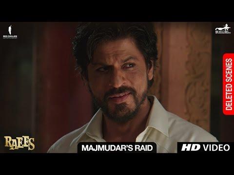Raees | Majmudar's Raid | Deleted Scene | Shah Rukh Khan, Nawazuddin Sidiqqui, Mahira Khan thumbnail