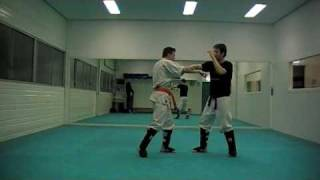056-street fighting defense against punches and kicks