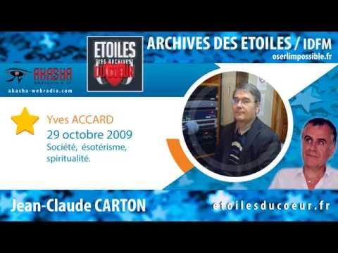 Yves ACCARD   Société, esoterisme, energie, spiritualité   Archive IDFM