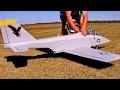 GIANT RC TURBINE MODEL BETA JET FLIGHT DEMONSTRATION / Pasewalk Germany July 2016