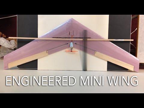 Engineered Mini Flying Wing