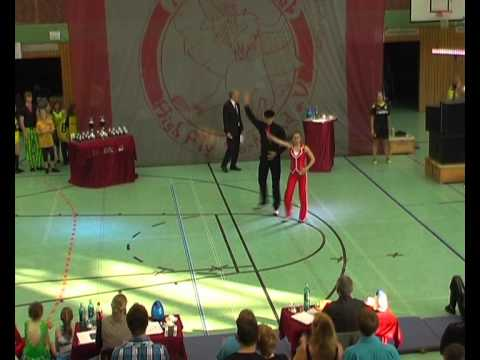 Christine Rückert & Michael Rückert - High Fly Cup 2011