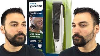 Beard Trim - Philips Series 5000 - Philips Norelco Beard Trimmer 5500 vs Series 5100 Beard and Head