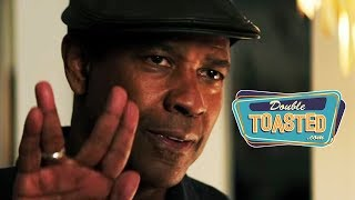 THE EQUALIZER 2 TRAILER #2 AND OUR LOVE FOR DENZEL WASHINGTON