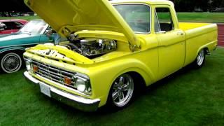 1960's Ford Pickup Trucks Compilation