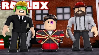 STARTING MY MAFIA FAMILY WITH MY DAD in ROBLOX MAFIA TYCOON