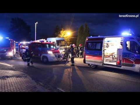 Wypadek W Głojscach (03.07.2017)