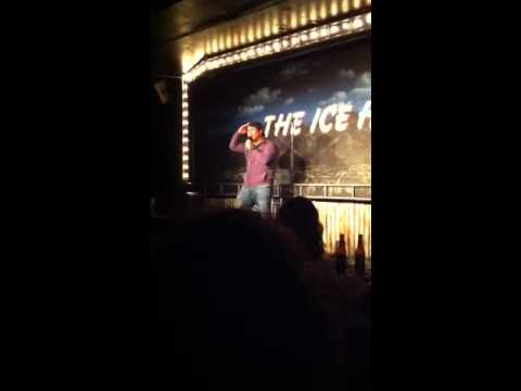 Doug Gonzales Comedy, Doug crushes a male heckler about gay