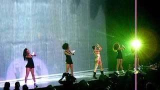 Beyonce's I Am...Tour/Female Dancers/Ashley Everett/Key Arena/Seattle, Washington