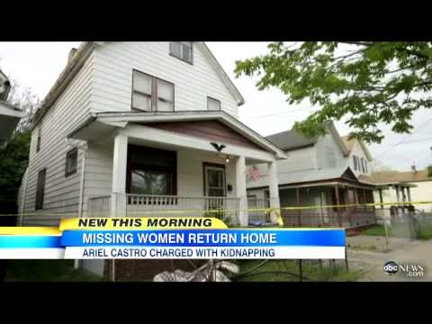 Amanda Berry, Gina DeJesus Found: Alleged Kidnap Victims Left House Tw...
