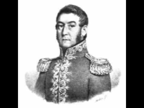 Manuel Rodriguez (1785-1818) Paso por su vida.