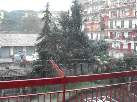 Let It Snow...in Naples!