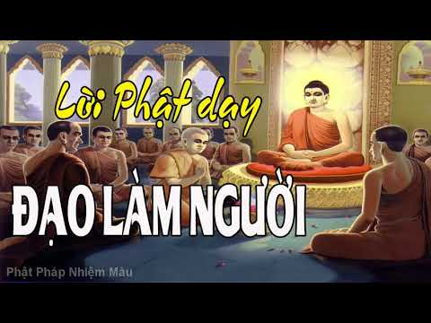 Lời Phật Dạy Về Đạo Làm Người rất hay P3, Phật pháp Nhiệm màu | phat phap nhiem mau