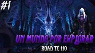 Un mundo por explorar | World Of Warcraft: Road to 110 - Nocheterna Pícaro #1