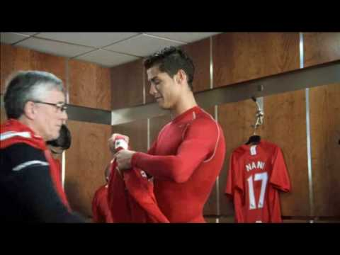 Christiano Ronaldo (Nike)