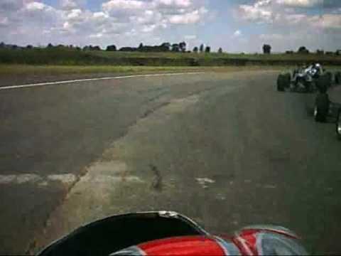 Midvaal Raceway Lap 1 Race 1 Midvaal Raceway