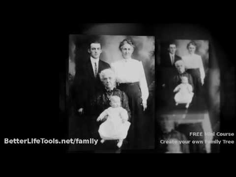 Free Family Tree Search Mini Course