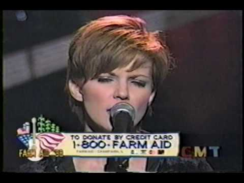 Martina McBride - 09 Independence Day - Farm Aid 1998