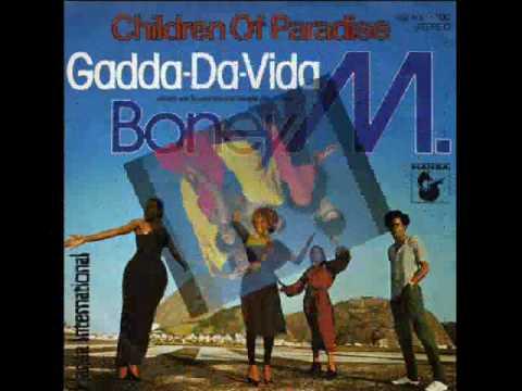 Boney M. - Gadda-Da-Vida (Long Version)