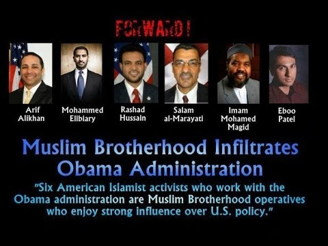 Muslim Brotherhood & ISIS Are The Same. Barack Obama Has MANY Of Them In His Inner Circle!