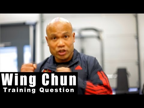 Wing Chun Techniques - use in mma Q23 Image 1