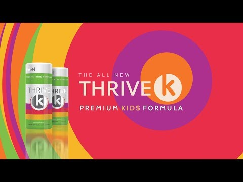 Introducing The All New THRIVE K!