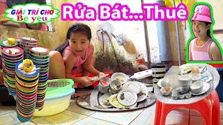 Việc hằng ngày của bé Huyền 8 tuổi|The daily work of the child is 8 years old|Giai tri cho Be yeu