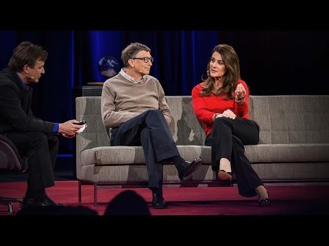 Bill And Melinda Gates: Why Giving Away Our Wealth Has Been The Most Satisfying Thing We've Done... video