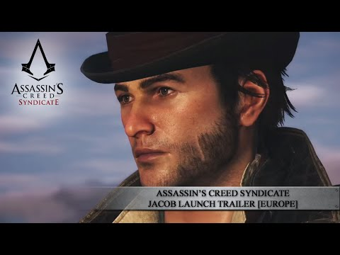 Assassin's Creed Syndicate - Jacob Launch Trailer [EUROPE]