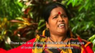 Manob Pacharer Gomvira (Bangla Folk Song on combating Human trafficking)