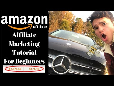 Amazon Affiliate Marketing Tutorial - How To Make Money As An Amazon Affiliate Without A Website