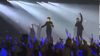 [Super Junior SS4 DVD] VCR + Bonamana - Super Junior