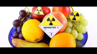 9 common foods with radioactive properties