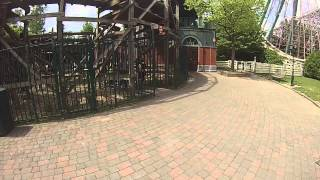 Walibi with friends - Silly Walk 1